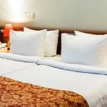 Двухместный номер с двухспальной кроватью
